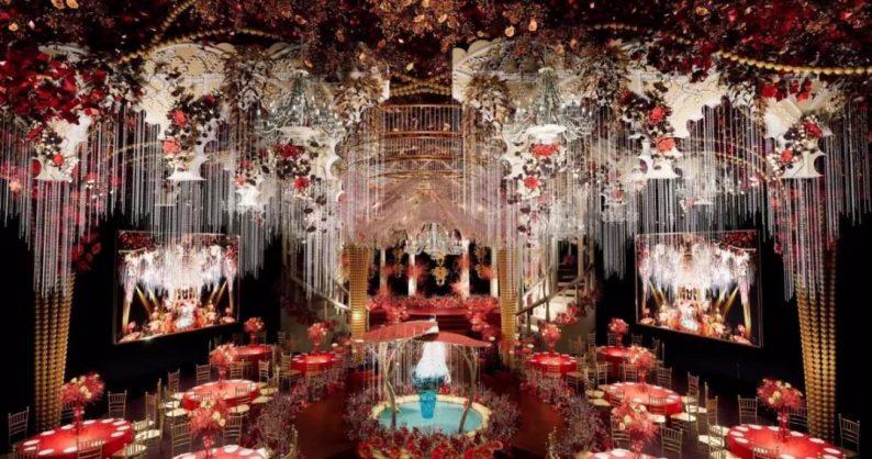 婚礼堂发布:7000平方!5大宴会厅!锦禾盛宴一站式宴会酒店  第5张