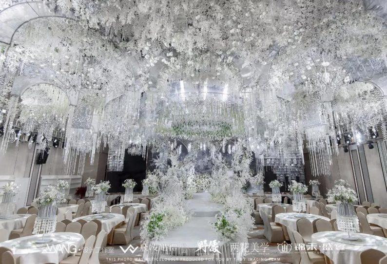婚礼堂发布:7000平方!5大宴会厅!锦禾盛宴一站式宴会酒店  第7张