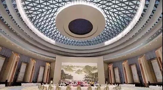 婚礼堂发布:7000平方!5大宴会厅!锦禾盛宴一站式宴会酒店  第10张