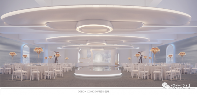 婚礼堂发布:投资5个亿、8万多平!中国婚宴酒店航母  第9张