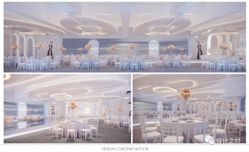 婚礼堂发布:投资5个亿、8万多平!中国婚宴酒店航母  第10张