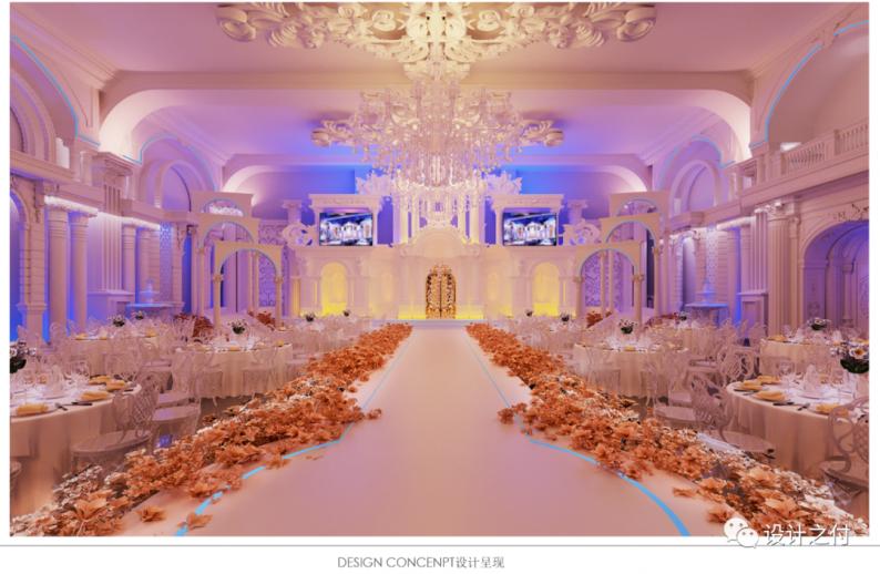 婚礼堂发布:投资5个亿、8万多平!中国婚宴酒店航母  第11张