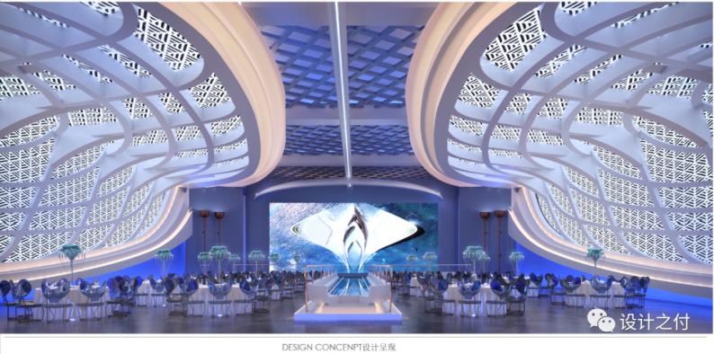婚礼堂发布:投资5个亿、8万多平!中国婚宴酒店航母  第13张