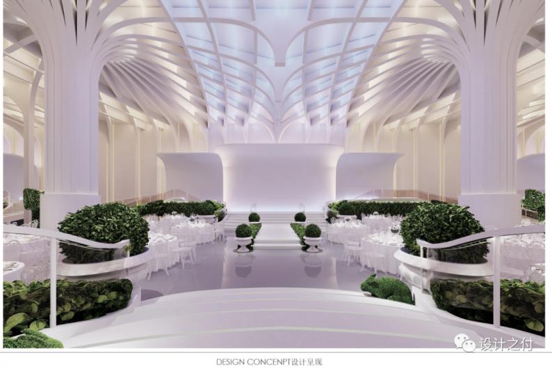 婚礼堂发布:投资5个亿、8万多平!中国婚宴酒店航母  第15张