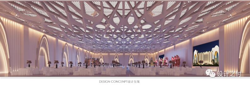 婚礼堂发布:投资5个亿、8万多平!中国婚宴酒店航母  第20张