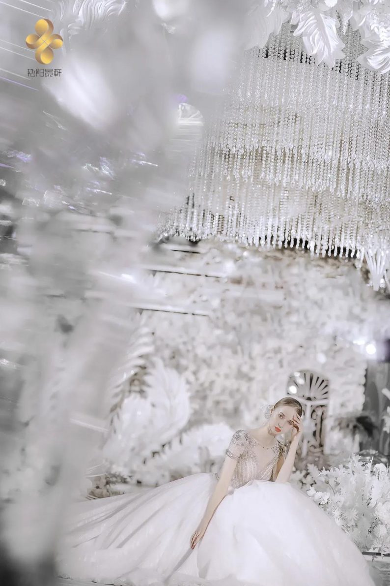 婚礼堂发布:5大百万级宴会厅!艳阳景轩关山店全新升级  第1张