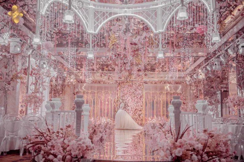 婚礼堂发布:5大百万级宴会厅!艳阳景轩关山店全新升级  第13张