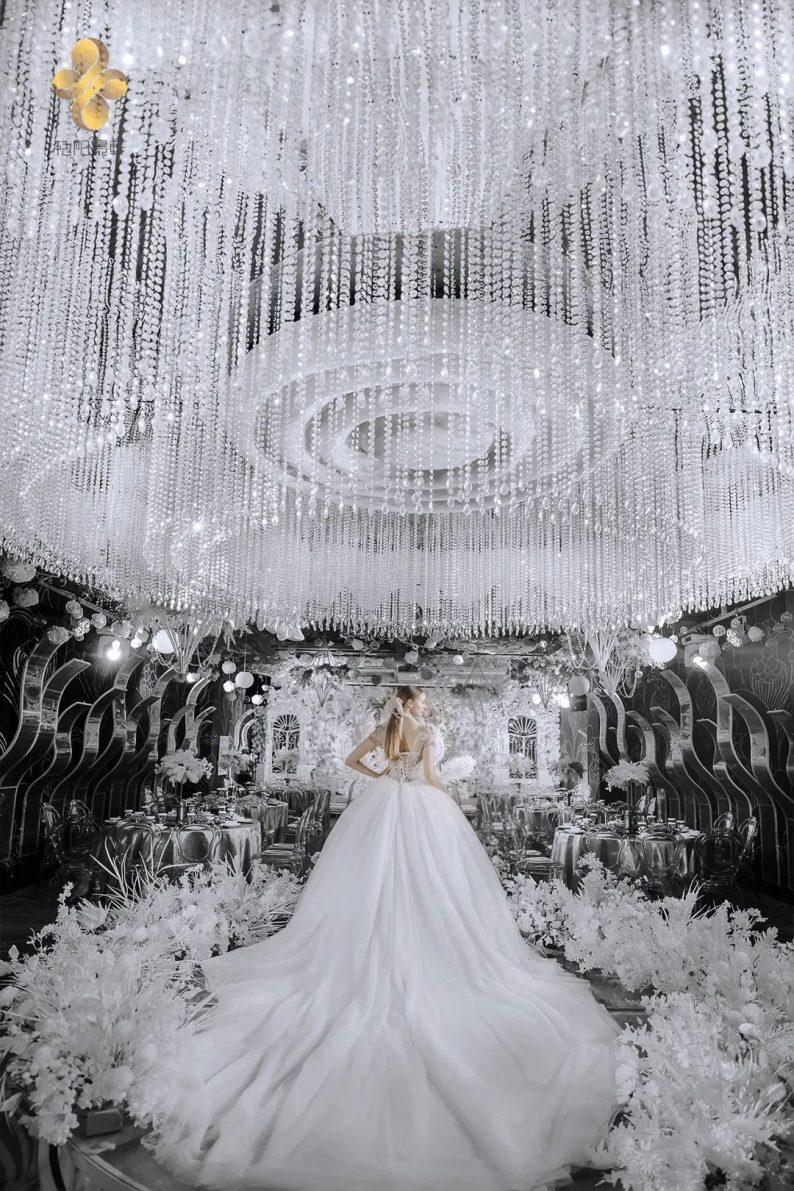 婚礼堂发布:5大百万级宴会厅!艳阳景轩关山店全新升级  第17张