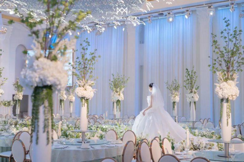 婚礼堂发布:4000平、3大主题厅!秀海宴会艺术中心即将亮相  第2张