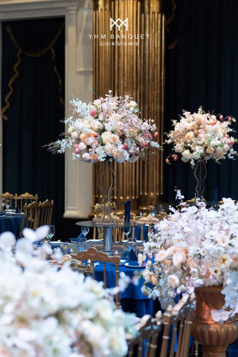 婚礼堂发布:4000平、3大主题厅!秀海宴会艺术中心即将亮相  第5张