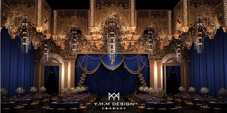 婚礼堂发布:4000平、3大主题厅!秀海宴会艺术中心即将亮相  第6张