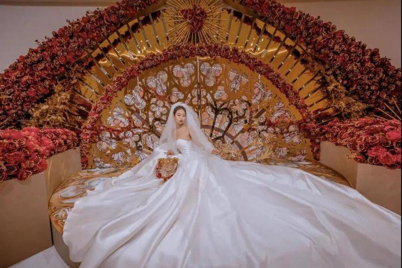 婚礼堂发布:4大宴会厅!江苏四线城市婚礼主题宴会酒店  第9张