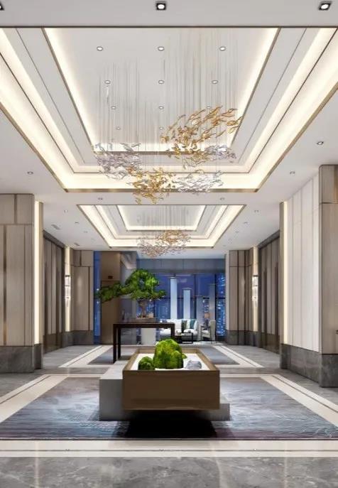 婚礼堂发布:2020平米!眉山希尔顿花园酒店配套宴会中心  第2张