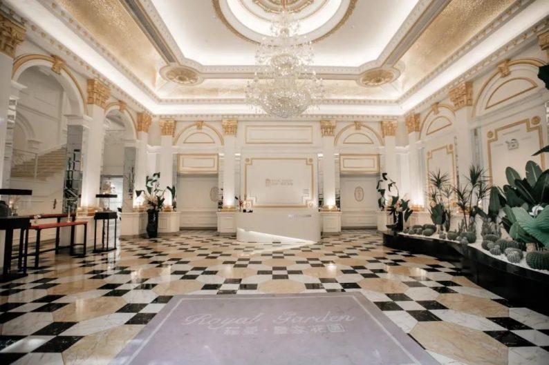 婚礼堂发布:皇家花园·英伦格调婚礼会馆,全新升级!  第7张