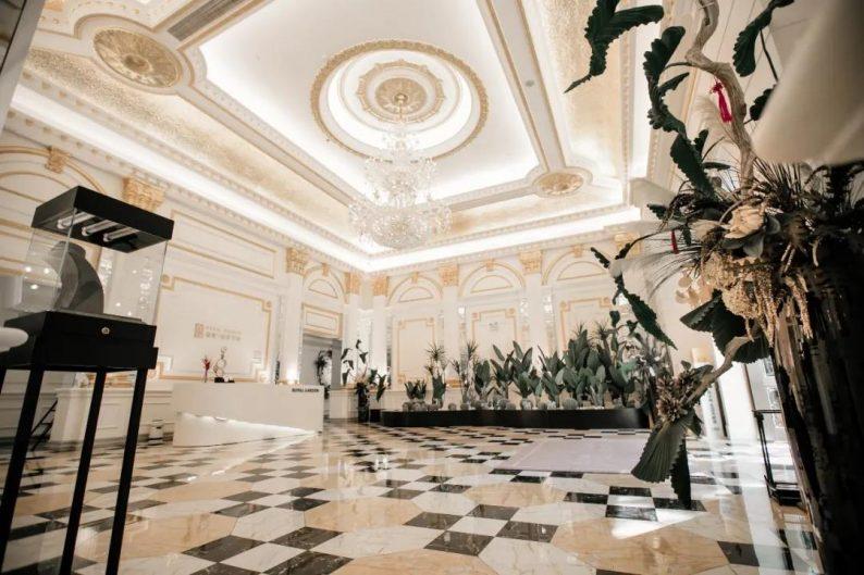 婚礼堂发布:皇家花园·英伦格调婚礼会馆,全新升级!  第8张