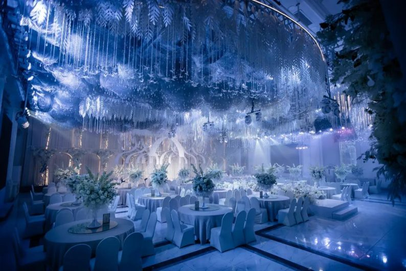 婚礼堂发布:皇家花园·英伦格调婚礼会馆,全新升级!  第11张