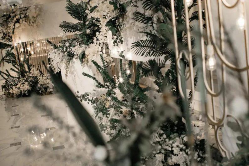 婚礼堂发布:皇家花园·英伦格调婚礼会馆,全新升级!  第13张