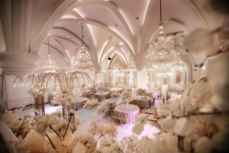 婚礼堂发布:皇家花园·英伦格调婚礼会馆,全新升级!  第14张