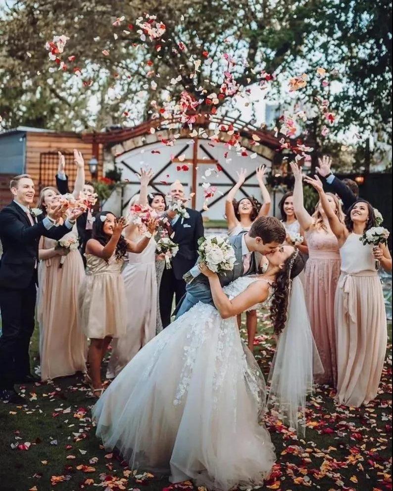 小型婚礼,如何增强互动感?  第11张