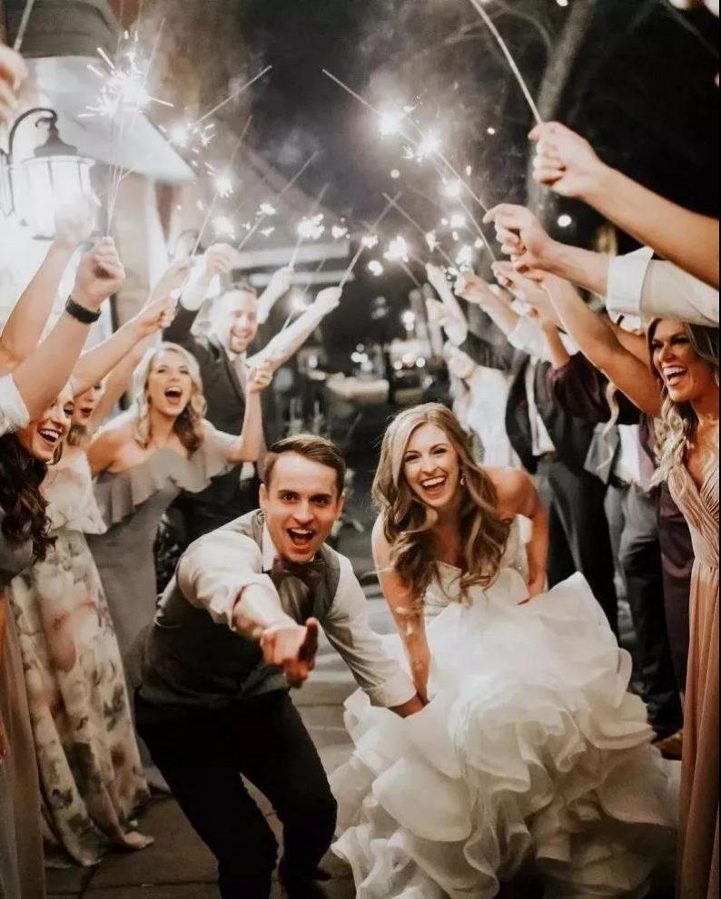 小型婚礼,如何增强互动感?  第12张