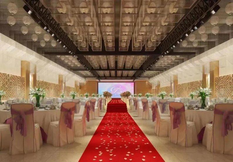 婚礼堂发布:4大主题厅!北京觅舍盛宴婚礼堂  第12张