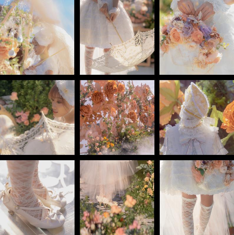 婚礼精选 | 洛丽塔少女的奇思妙想!  第2张
