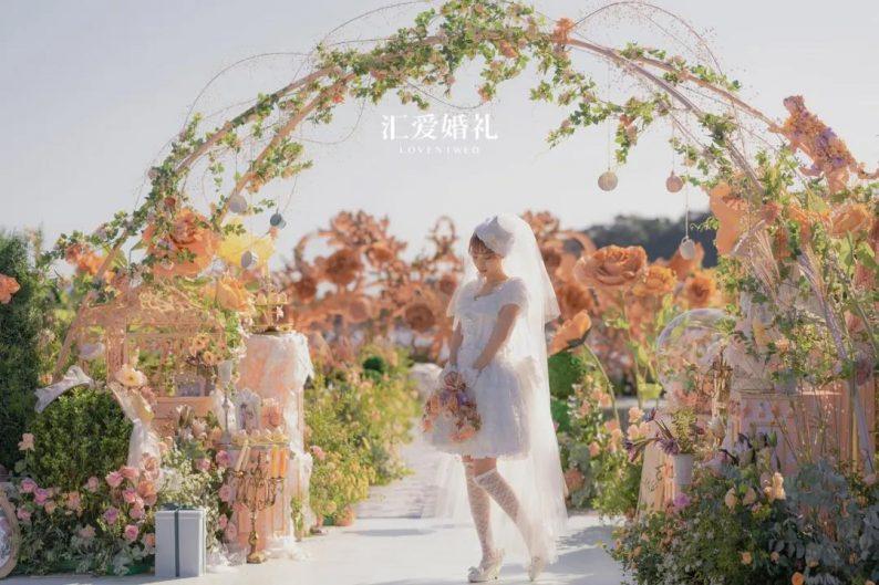 婚礼精选 | 洛丽塔少女的奇思妙想!  第4张