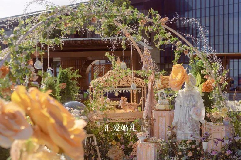 婚礼精选 | 洛丽塔少女的奇思妙想!  第16张