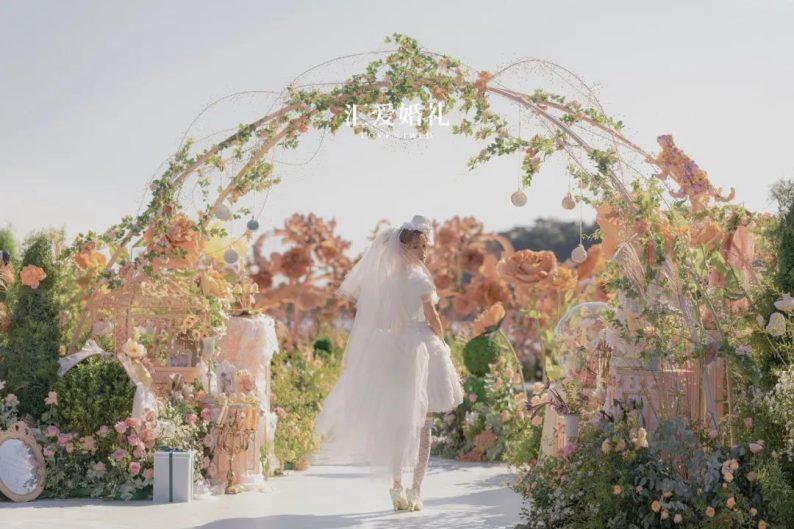 婚礼精选 | 洛丽塔少女的奇思妙想!  第18张