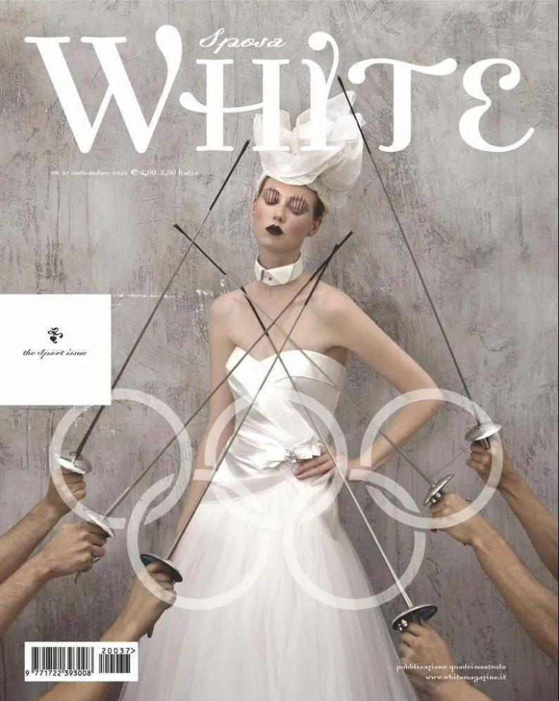 想把婚礼办出高级感?必看的8本时尚婚礼杂志  第2张
