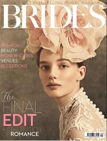 想把婚礼办出高级感?必看的8本时尚婚礼杂志  第3张