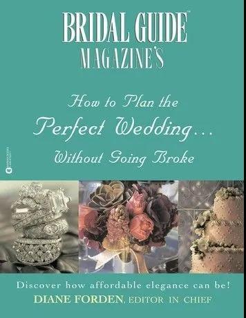想把婚礼办出高级感?必看的8本时尚婚礼杂志  第7张