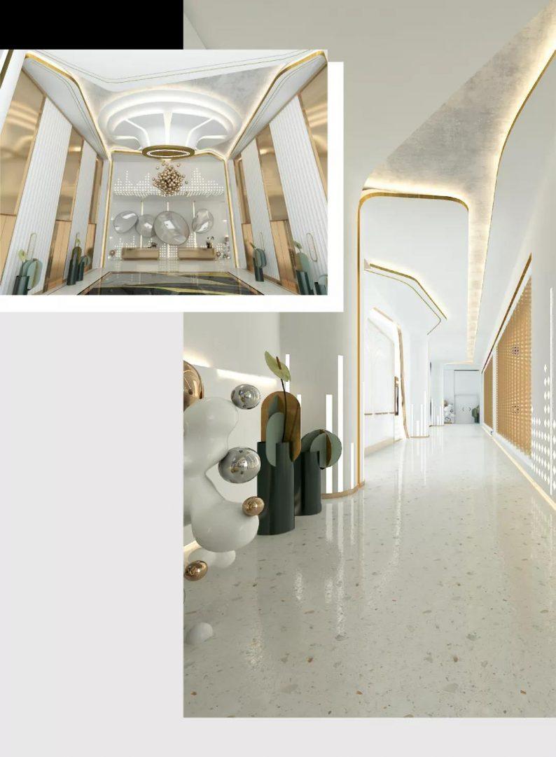 婚礼堂发布:2.5万方、5大宴会厅!重庆永固·两江宴会中心设计解读  第3张