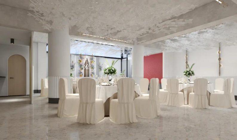 婚礼堂发布:3000平、婚庆自营,深圳市区「小特专」婚礼场地  第15张