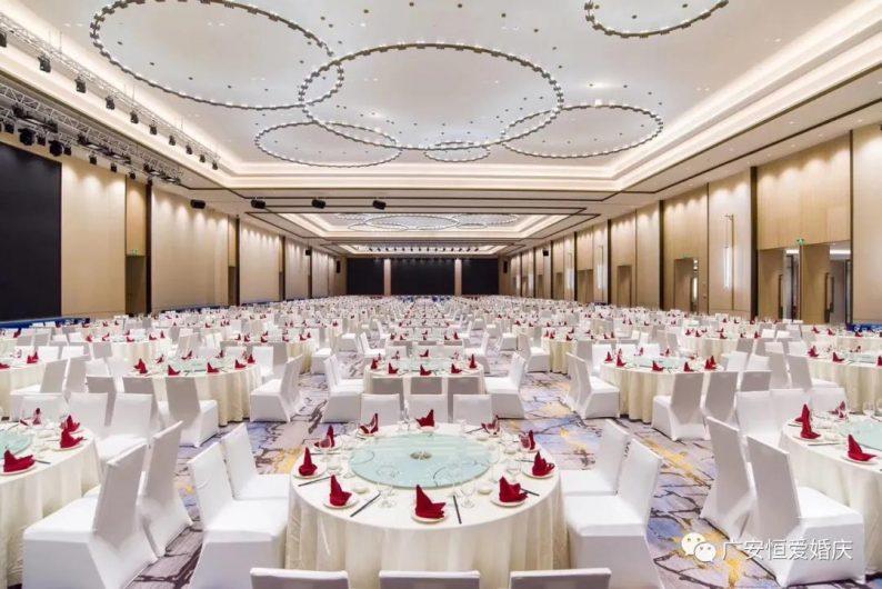 婚礼堂发布:徐丹设计!川东地区综合型奢华酒店  第2张