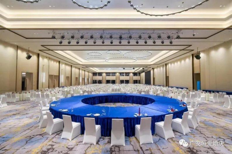 婚礼堂发布:徐丹设计!川东地区综合型奢华酒店  第3张