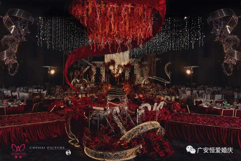 婚礼堂发布:徐丹设计!川东地区综合型奢华酒店  第12张