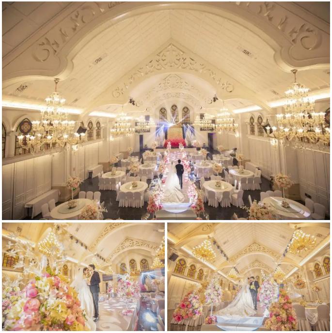 婚礼堂发布:4大主题厅!北京觅舍盛宴婚礼堂  第7张