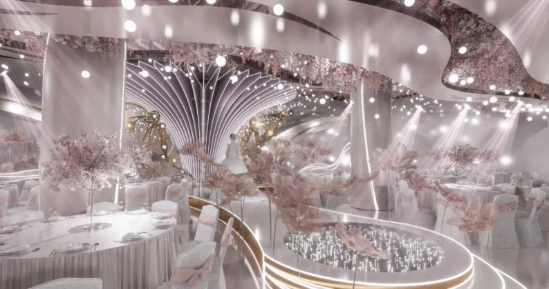 婚礼堂发布:婚庆携手酒店,共同打造3大主题宴会厅  第3张