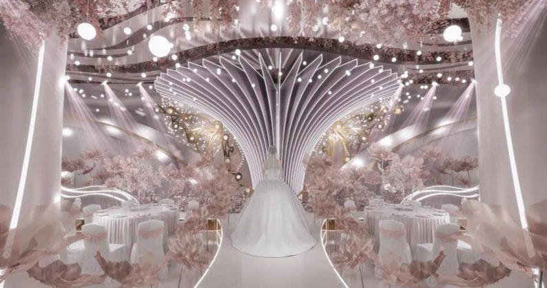 婚礼堂发布:婚庆携手酒店,共同打造3大主题宴会厅  第4张