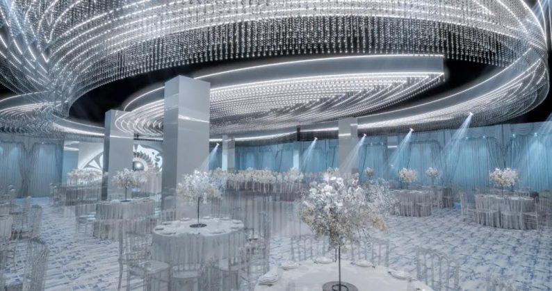 婚礼堂发布:婚庆携手酒店,共同打造3大主题宴会厅  第8张