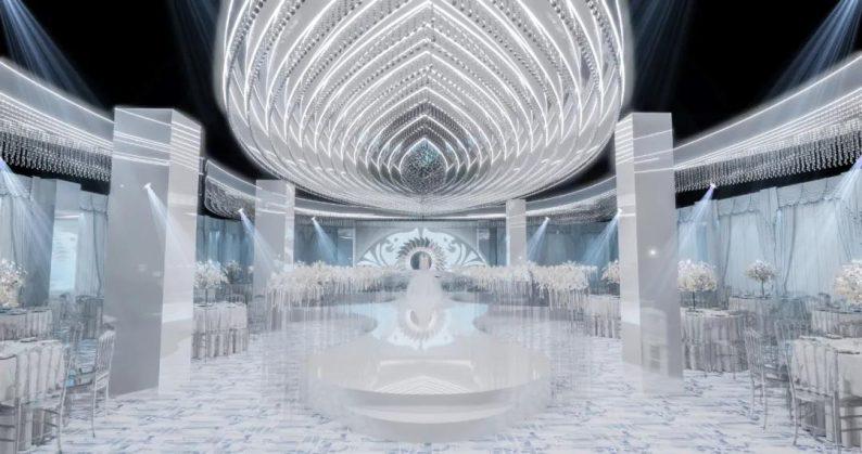婚礼堂发布:婚庆携手酒店,共同打造3大主题宴会厅  第9张
