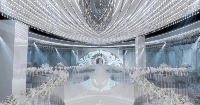 婚礼堂发布:婚庆携手酒店,共同打造3大主题宴会厅  第10张