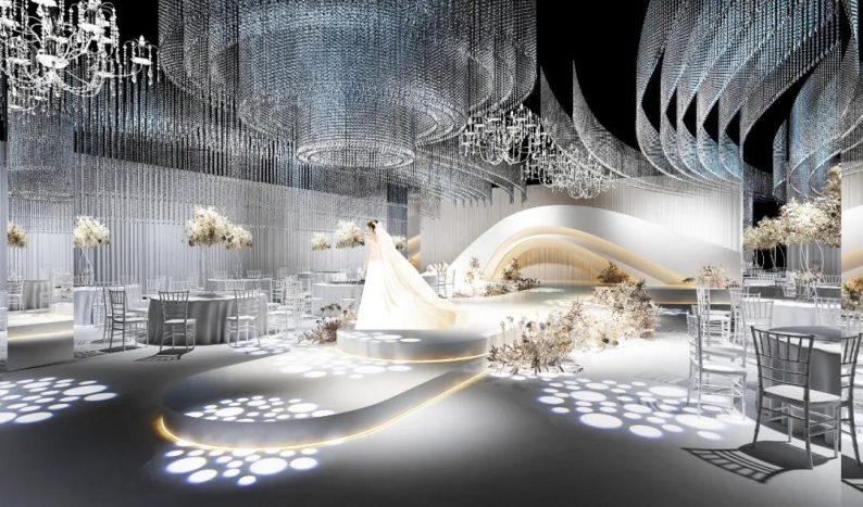 婚礼堂发布:婚庆携手酒店,共同打造3大主题宴会厅  第11张