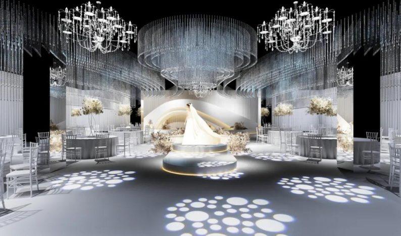 婚礼堂发布:婚庆携手酒店,共同打造3大主题宴会厅  第12张