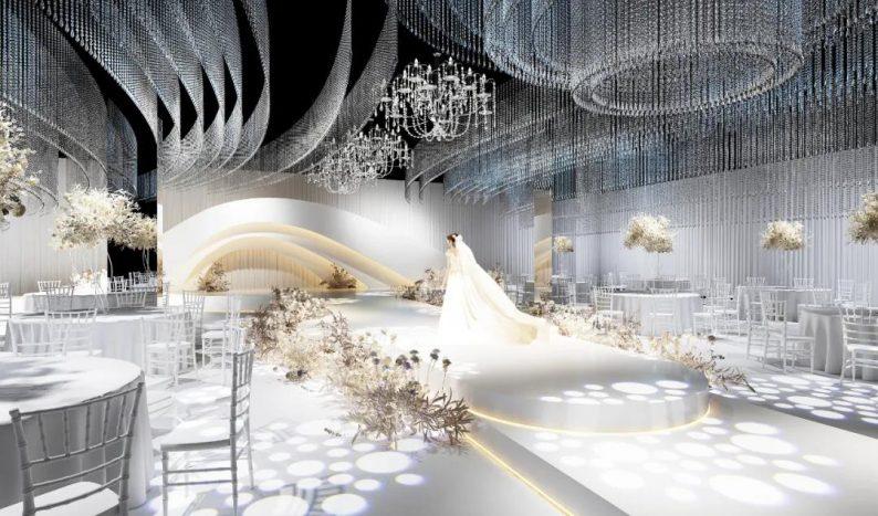 婚礼堂发布:婚庆携手酒店,共同打造3大主题宴会厅  第13张