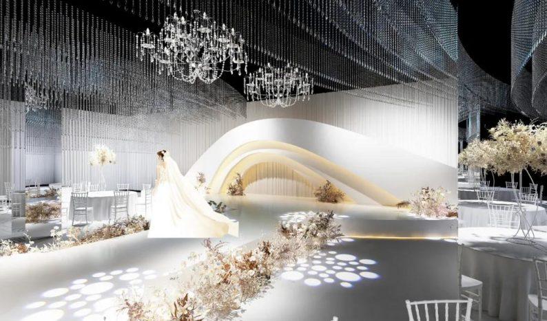 婚礼堂发布:婚庆携手酒店,共同打造3大主题宴会厅  第14张