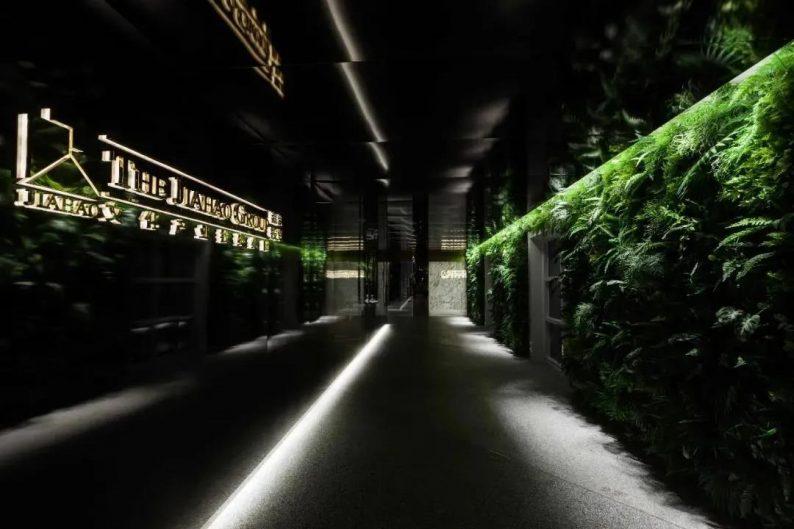 上海嘉豪集团总部办公室设计解读  第2张