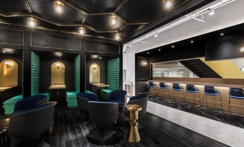 上海嘉豪集团总部办公室设计解读  第3张