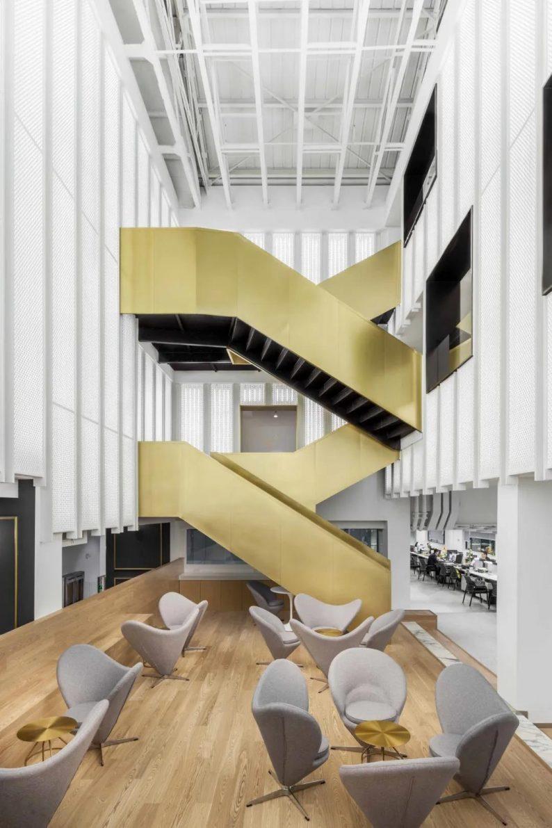 上海嘉豪集团总部办公室设计解读  第5张